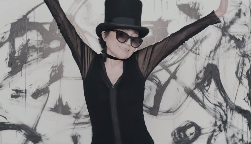 yoko_ono_bad_dancer_video