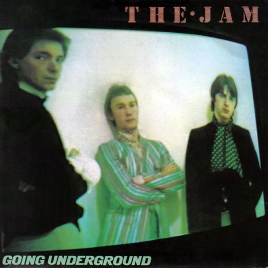 the-jam-going-underground-polydor