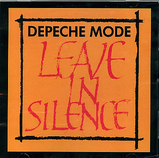 Depeche Mode  – Leave In Silence (1982)