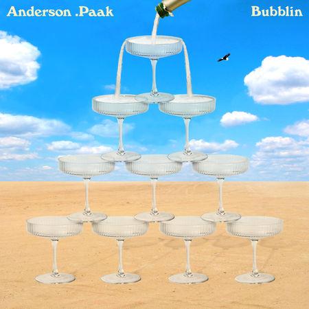 Anderson .Paak – Bubblin