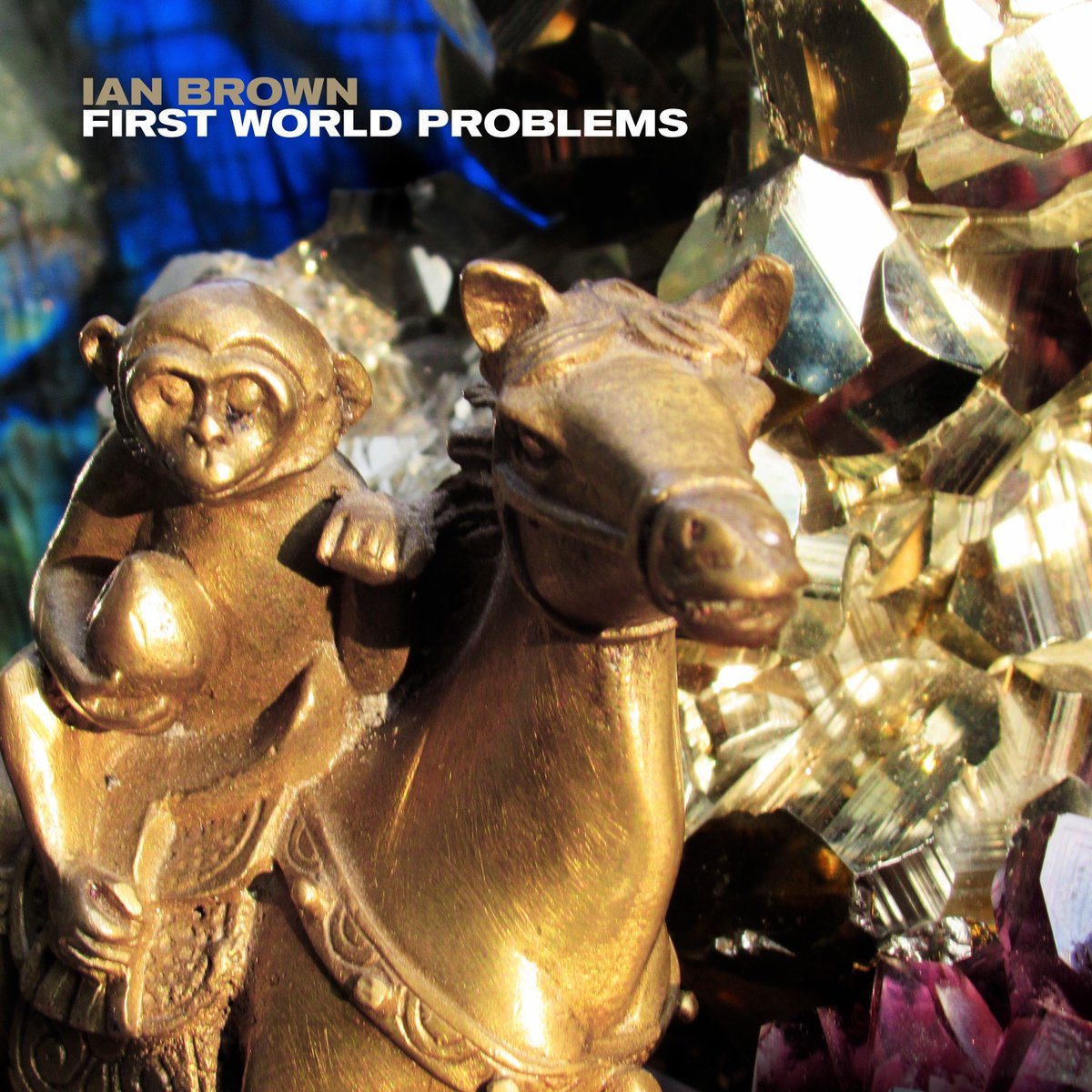 Ian Brown – First World Problems