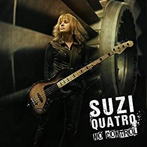 SUZI QUATRO – No Soul/No Control