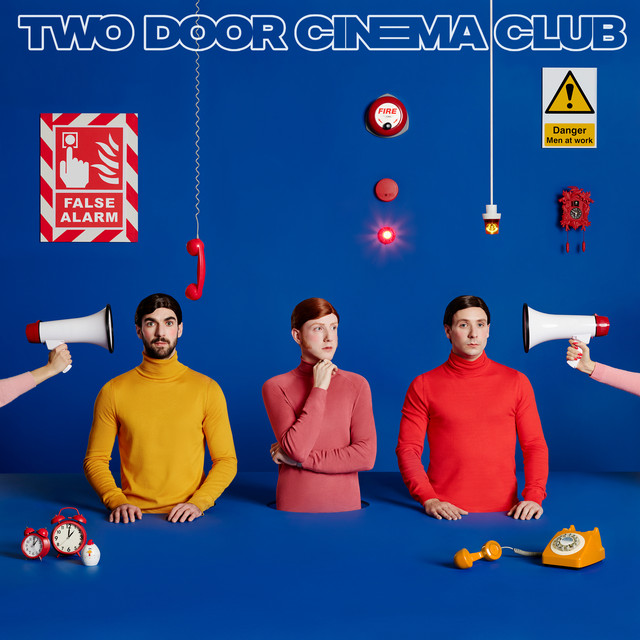 Two Door Cinema Club – Once
