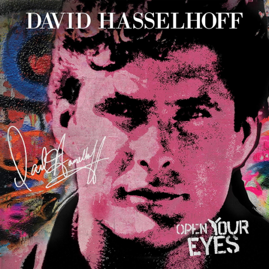 David Hasselhoff fest. James Williamson – Open Your Eyes