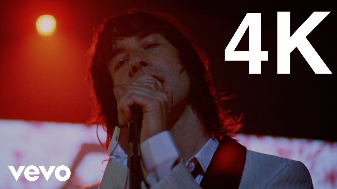Primal Scream – Some Velvet Morning (Official 4K Video)