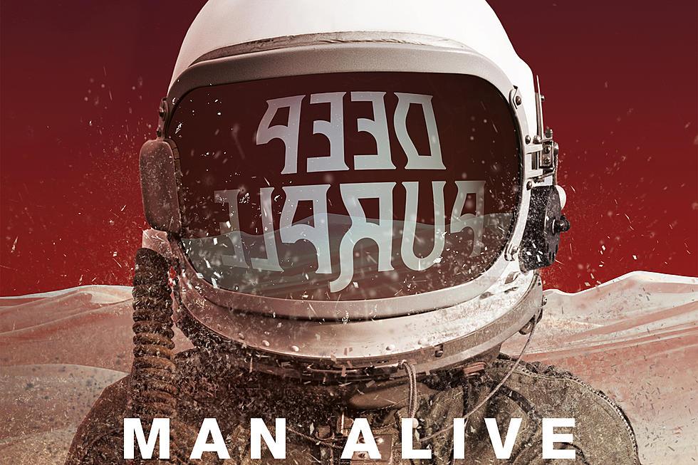 Deep Purple – Man Alive
