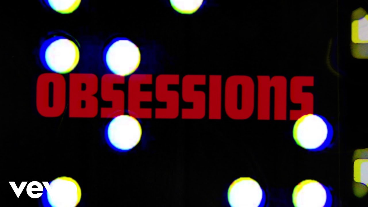 The Rolling Stones – My Obsession (Lyric Video)