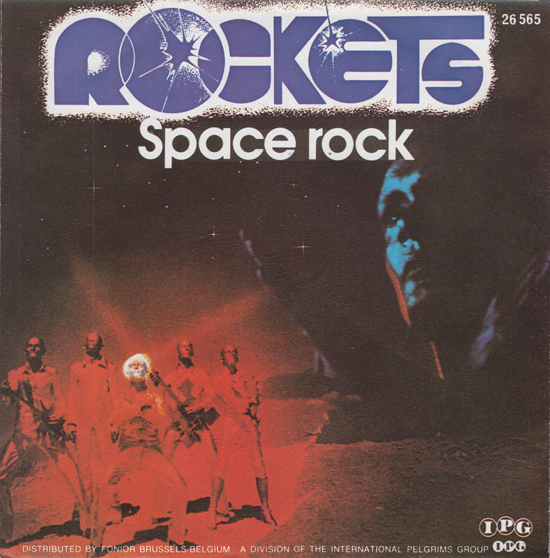 Les Rockets – Space Rock