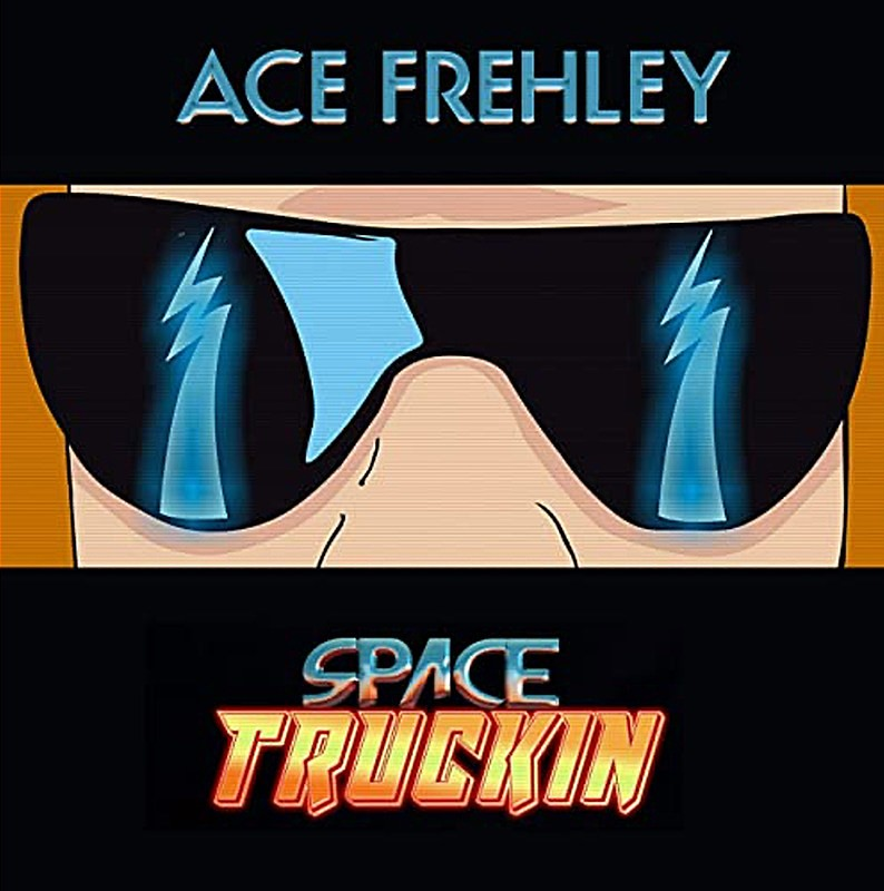 Ace Frehley – Space Truckin'