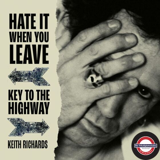 Keith Richards – Hate It When You Leave (2020)