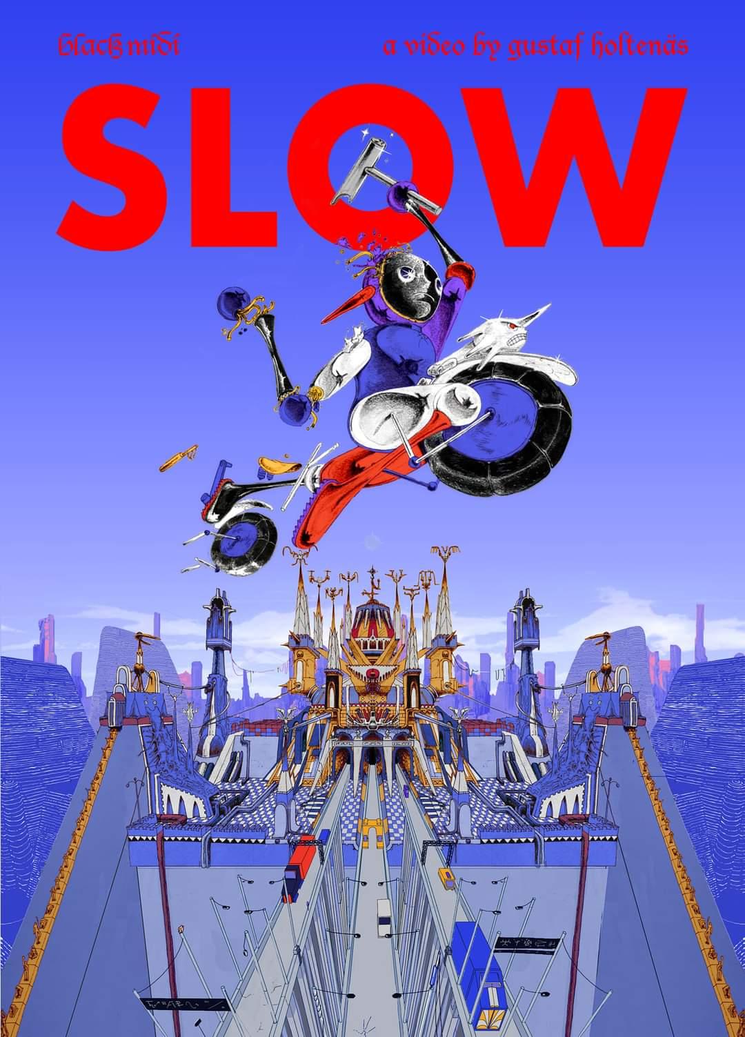 black midi – Slow